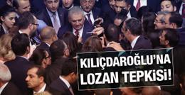 Başbakan'dan Kılıçdaroğlu'na Lozan tepkisi!