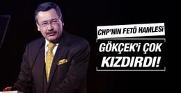 CHP'den Melih Gökçek için FETÖ suç duyurusu!