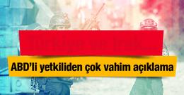 ABD'li yetkiliden çok vahim açıklama! Türkiye ve Irak...