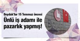 Boydak Holding için flaş iddia!