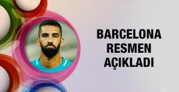 Barcelona'dan flaş Arda Turan açıklaması!