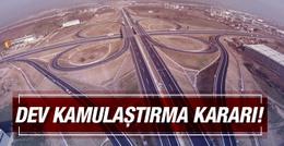 Kuzey Marmara Otoyolu'nda kapsamlı kamulaştırma!