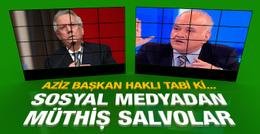 Ahmet Çakar'dan Aziz Yıldırım'a bomba yanıtlar