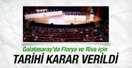 Galatasaray yönetimi Florya ve Riva için yetki aldı!