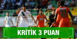 Alanyaspor-Bursaspor maçının geniş özeti