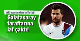 Uğur Demirok Galatasaray taraftarına ateş püskürdü