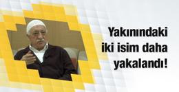 Fethullah Gülen'in yeğeni yakalandı