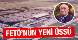 Türkiye'den kaçan FETÖ'cüler için özel üs açılışını da...
