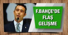 Ali Koç Fenerbahçe başkanlığına resmen aday