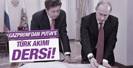 Putin'e Türk Akımı brifingi verildi!