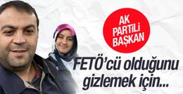 FETÖ'den tutuklanan AK parti belediye başkanı bakın ne yapmış!