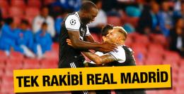 Beşiktaş'ın tek rakibi Real Madrid