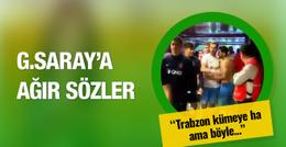 Uğur Demirok'tan Galatasaray'a ağır sözler