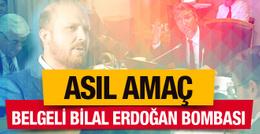 Nedim Şener belgeli Bilal Erdoğan bombası