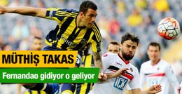 Fenerbahçe'den Bursaspor'a müthiş takas teklifi