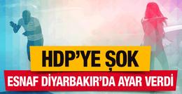 Diyarbakır'da Gültan Kışanak krizi son dakika haberler var!