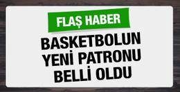 Hidayet Türkoğlu basketbolun yeni patronu oldu