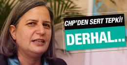 CHP'den Gültan Kışanak tepkisi! Derhal...