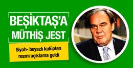 Yıldırım Demirören Beşiktaş'tan alacaklarını bağışlıyor