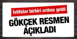 İş dünyasında istifa depremi Osman Gökçek bombası