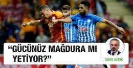 Sırrı Sakık'tan Galatasaray-Dersimspor maçına ilginç yorum