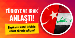 Türkiye ve Irak arasında flaş karar!