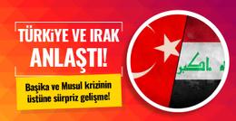 Türkiye ve Irak arasında flaş karar!