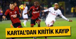 Gençlerbirliği Beşiktaş maçının sonucu ve golleri