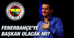 Acun Ilıcalı Fenerbahçe'ye başkan olacak mı?