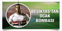 Beşiktaş'tan Ocak bombası