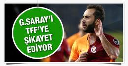 Olcan Adın Galatasaray'ı TFF'ye şikayet ediyor