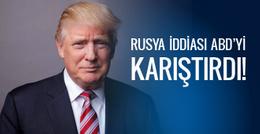 Trump cephesinden CIA'nin Rusya iddiasına cevap