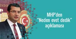 AK Parti ve MHP'den ortak açıklama!