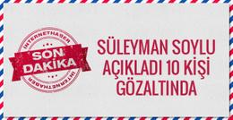 İstanbul patlaması sonrası flaş gelişme! Soylu duyurdu