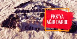 PKK'lı üç yönetici Van'da öldürüldü!