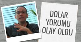CNN Türk ekonomistinin dolar yorumu olay oldu