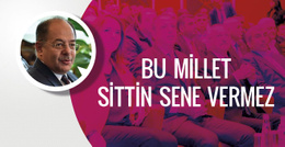 Akdağ'dan CHP'ye sittin sene göndermesi