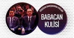 Ali Babacan kulisleri Erdoğan danışmanlarına pasladı!