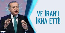 İran'dan Erdoğan'ın çağrısına olumlu yanıt!