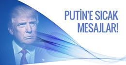 Trump'tan Putin'e DEAŞ mesajı!