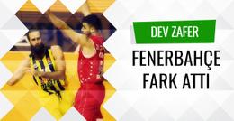 Fenerbahçe Kızılyıldız'ı farklı devirdi