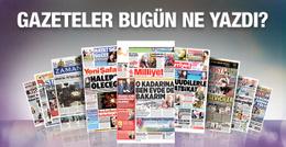 Gazete manşetleri 10 Şubat 2016