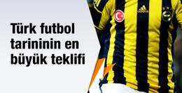 Fenerbahçe'nin yıldızına 22 milyon Euro