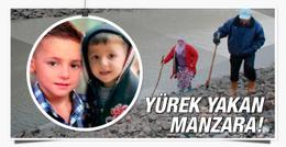Tokat'ta kaybolan torununu 43 gündür arıyor!
