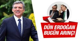 Erdoğan ve Abdullah Gül buluştu flaş gelişme