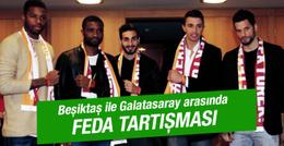 Beşiktaş ile G.Saray arasında 'feda' tartışması!