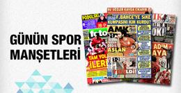 Sporda günün gazete manşetleri - 11 Şubat 2016
