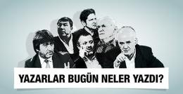 Yazarlar Galatasaray ve Beşiktaş için neler yazdı?