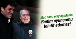 Cihat Arslan'dan Galatasaraylı futbolcuya ağır suçlama