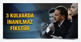 Fenerbahçe'nin fikstürü inanılmaz!
